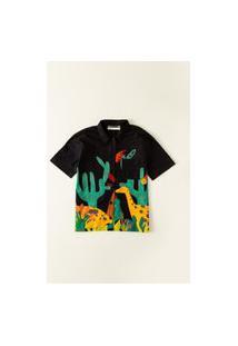 Camisa Chicxulub