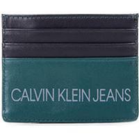 Carteira Couro Calvin Klein Porta Cartão Masculina - Masculino 70eb2227b0