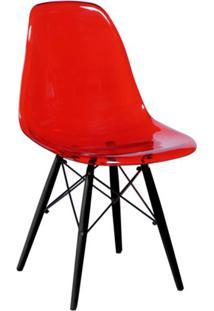Cadeira Eames I Vermelha