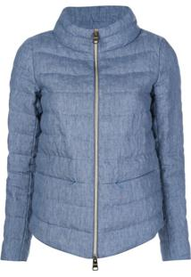 Herno Padded Jacket - Azul