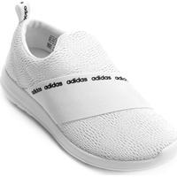 e3b32b45d Tênis Adidas Cf Refine Adapt W Feminino - Feminino-Branco