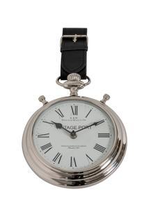 Relógio De Parede Vintage - Unissex