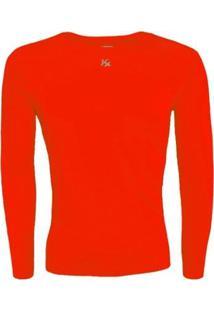 Camisa Térmica Infantil Fator Proteção Solar Uv50 5875 - Masculino
