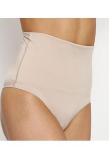 Calcinha Hot Pant Modeladora- Bege Escuroliebe