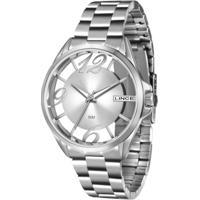 55544123bb5 Relógio Analógico Aco Cristal feminino