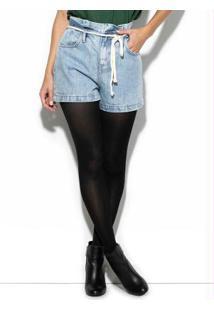 Short Jeans Clochard Azul