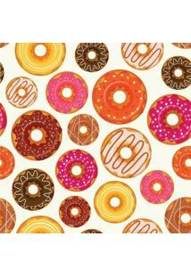 Papel De Parede Adesivo Donuts (2,50M X 0,58M)