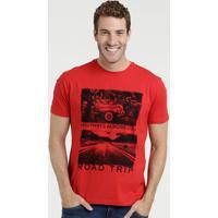 Camiseta Masculina Estampa Frontal Costa Rica ba73649389ecc
