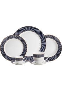 Jogo De Jantar De Porcelana Colmar 42 Peças