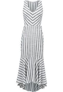 Vestido Mídi Luana - Off White
