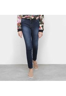 Calça Jeans Infantil Colcci Fun Cintura Média Feminina - Feminino