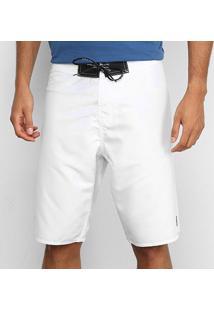 Boardshort Calvin Klein Masculino - Masculino-Branco