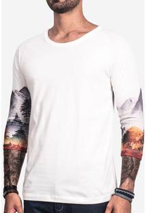 Camiseta 3/4 Pine 100801