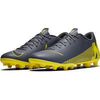 9887acbb4 Netshoes. Chuteira Campo Nike Vapor Mercurial 12 Club Fg - Unissex