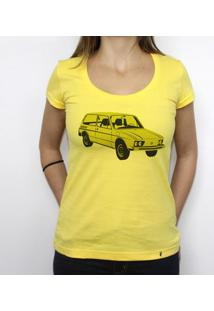 Brasília - Camiseta Clássica Feminina