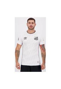 Camisa Umbro Santos I 2021 Libertadores