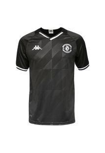 Camisa Kappa Vasco Oficial Iii 2021/22 Masculina