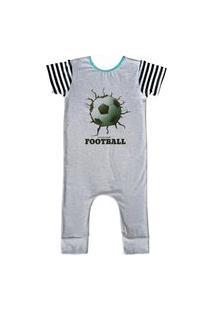 Pijama Longo Comfy Soccer Game