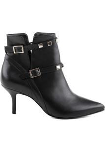 Ankle Boot Fivela Black | Schutz