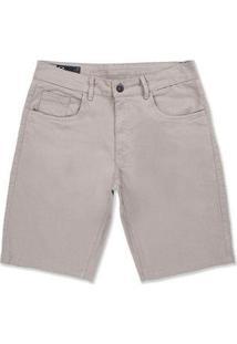 Bermuda Oakley 5 Pockets - Masculino-Cinza