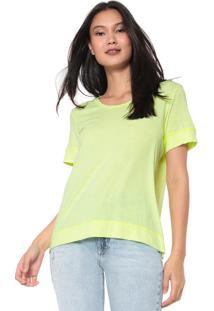 Camiseta Forum Neon Amarela