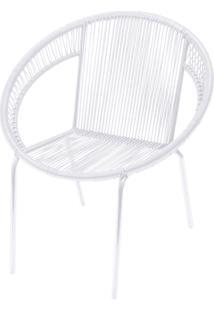 Cadeira Cancun - Branca