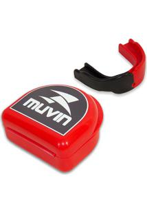 Protetor Bucal Pro Dual Color - Ptb-200 - Muvin