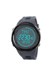 Relógio Skmei Digital -1342- Cinza