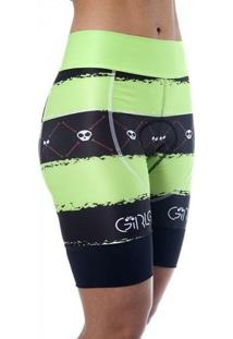Bermuda Ciclismo Feminina Elite - Bci-Fe001 - Feminino