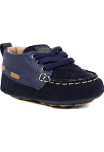 Sapato Mocassim Infantil Masculino Xuá Xuá Casual