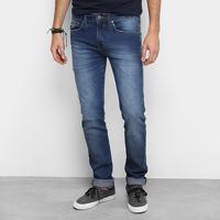 f133933d2 Calça Jeans Reta Colcci Masculina - Masculino-Jeans