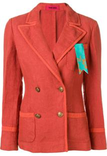 The Gigi Sandra Jacket - Laranja