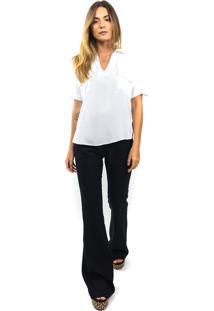 Camiseta Sideb T-Shirt Podrinha Eco Nature Off White