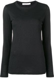 Rag & Bone Camiseta Mangas Longas - Preto