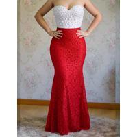 b7d27a40b Vestido Casamento Vermelho feminino | Shoes4you
