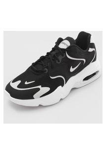 Tênis Nike Sportswear Air Max Advantage 4 Preto/Branco