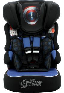 Cadeira Para Alto 9 A 36 Kg Marvel Beline Luxe Capitão América