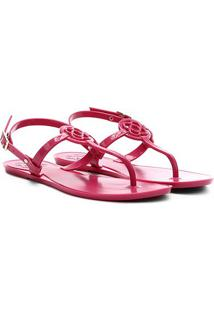 Rasteira Petite Jolie Bliss Express - Feminino-Pink
