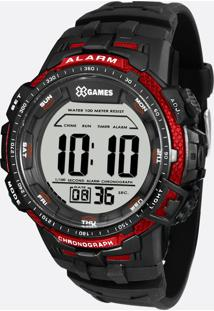 Relógio Masculino Digital Xgames Xmppd425 Bxp