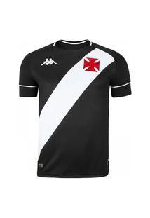 Camisa Kappa Vasco Oficial I 2020 Masculina