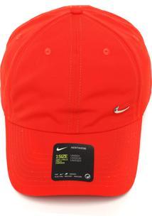 Boné Nike Sportswear Strapback Metal Laranja b62417b7902