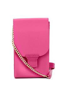 Porta Celular Petite Jolie Plus - Feminino-Pink