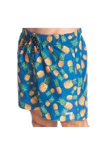 Bermuda Long Island Pineapple Azul