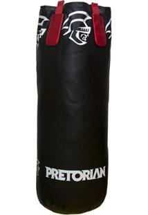 Saco De Pancadas Pretorian Muay Thai 1,60 X 45 Cm - Masculino