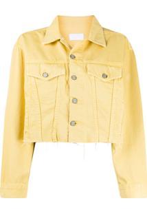 Boyish Denim The Harvey Denim Jacket - Amarelo