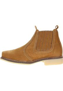 Bota Country Potro Bege