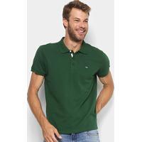 95566e3e4b Camisa Polo Gangster Piquet Com Elastano Masculina - Masculino