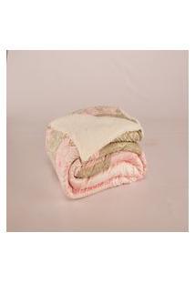 Cobertor Top Line Solteiro Lá De Carneiro 1 Peça Loire