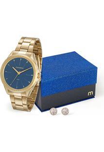 Relógio Mondaine Analógico 53538Lpmvde2K5 Feminino - Feminino