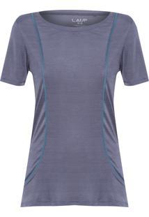 Camiseta Feminina Surfboard - Cinza